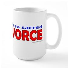 Ban Divorce Mug