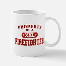 Property of a Firefighter Mug