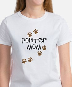 Pointer Mom Women's T-Shirt