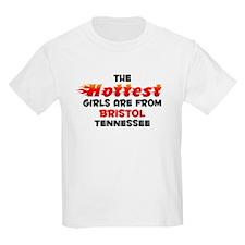 Hot Girls: Bristol, TN T-Shirt
