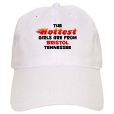 Hot Girls: Bristol, TN Baseball Cap