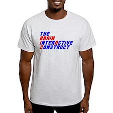 """""""BRAIN InterActive Construct"""" T-Shirt"""