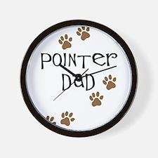 Pointer Dad Wall Clock