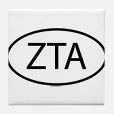 ZTA Tile Coaster