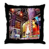 Broadway Throw Pillows