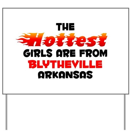 Hot Girls: Blytheville, AR Yard Sign