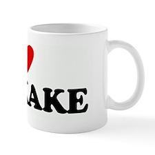 I Love BUKKAKE Mug