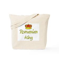 Romanian King Tote Bag