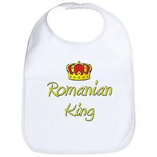 Romanian King Bib