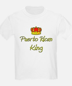 Puerto Rican King T-Shirt