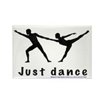 Just Dance Rectangle Magnet (10 pack)