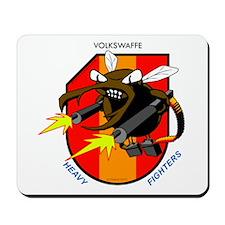 Volkswaffe Heavy Fighter Gruppe Mousepad