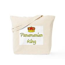 Panamanian King Tote Bag