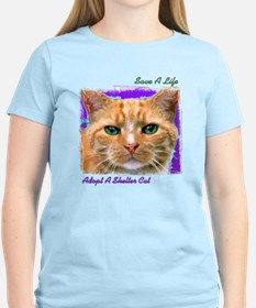 Save a Life - Adopt a Shelter T-Shirt