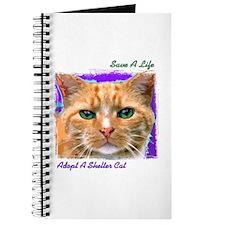 Save a Life - Adopt a Shelter Journal