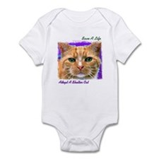 Save a Life - Adopt a Shelter Infant Bodysuit