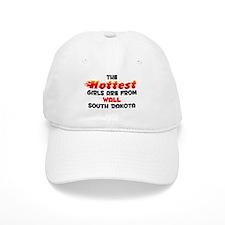 Hot Girls: Wall, SD Baseball Cap