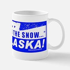 Alaskan Snow Driver Mug