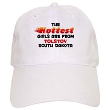Hot Girls: Tolstoy, SD Baseball Cap