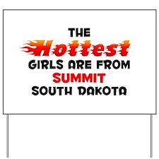 Hot Girls: Summit, SD Yard Sign