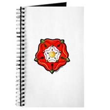 Single Tudor Rose Journal