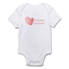 Grandma Loves Me Infant Bodysuit