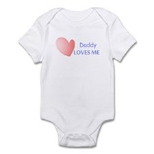Daddy Loves Me Infant Bodysuit