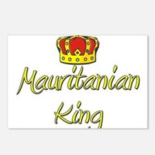 Mauritanian King Postcards (Package of 8)