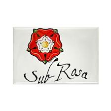 Sub-Rosa Rectangle Magnet