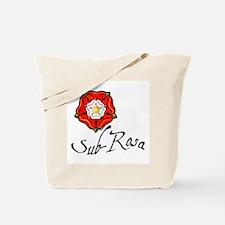 Sub-Rosa Tote Bag