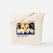 Save a Life - Adopt a Shelter Tote Bag