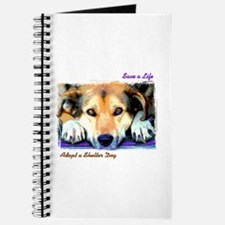 Save a Life - Adopt a Shelter Journal