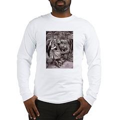 Grandmas's House Long Sleeve T-Shirt