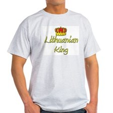 Lithuanian King T-Shirt