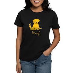 Yellow Scruffy Dog