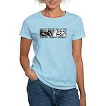 Report Animal Cruelty Cat Women's Light T-Shirt