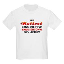 Hot Girls: Englishtown, NJ T-Shirt