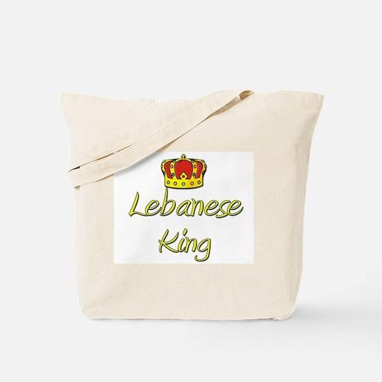 Lebanese King Tote Bag