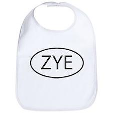 ZYE Bib
