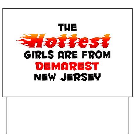 Hot Girls: Demarest, NJ Yard Sign