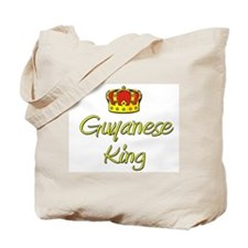 Guyanese King Tote Bag