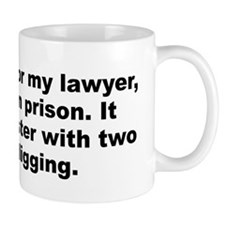 Funny Martin quote Mug