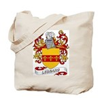 Leonard Coat of Arms Tote Bag