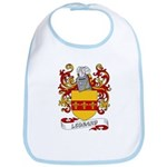 Leonard Coat of Arms Bib