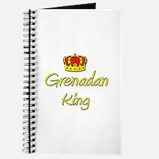 Grenadan King Journal