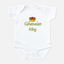 Ghanaian King Infant Bodysuit