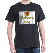Gabonese King T-Shirt