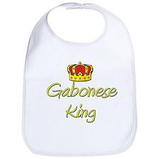 Gabonese King Bib