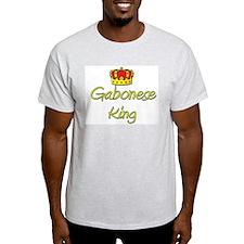 Gabonese King T-Shirt