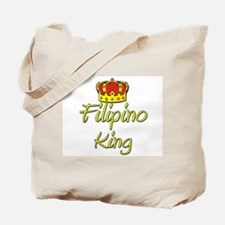 Filipino King Tote Bag